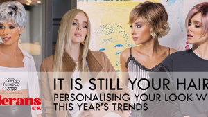 It is still your hair: Personalising your look with this year's trends