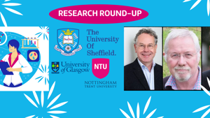 Research Round Up - April 2021