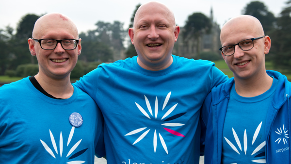 Exploring the impact of alopecia on men's wellbeing