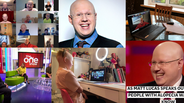 Lots of Matt Lucas in the media!