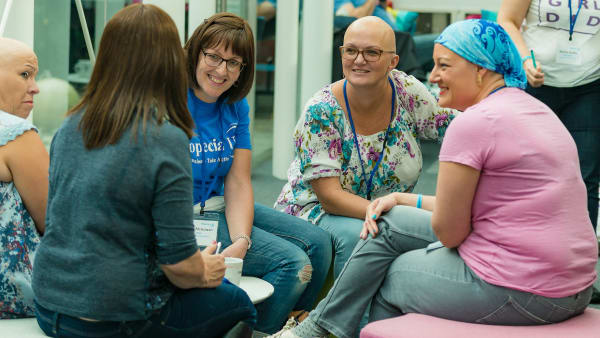 Read: Alopecia UK Support Groups