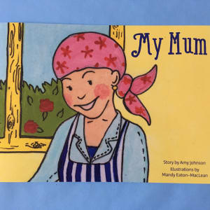 'My Mum' Story Booklet