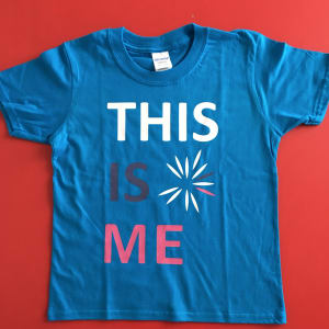 This is Me T-Shirt - ADULT SMALL (Other Sizes Available - Read Description Fully to Select Yours)